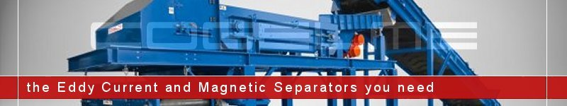Magnetic Separator Eddy Current
